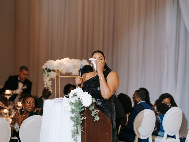 Dwyane and Stephanie's wedding in Toronto, Ontario 182