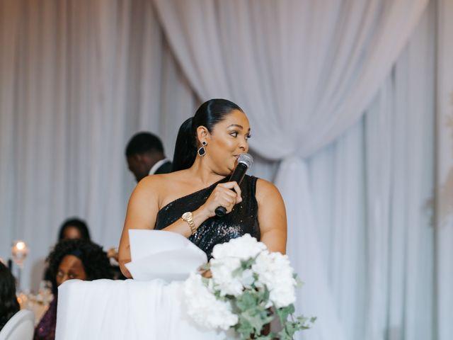 Dwyane and Stephanie's wedding in Toronto, Ontario 183