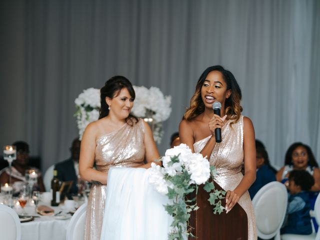 Dwyane and Stephanie's wedding in Toronto, Ontario 190