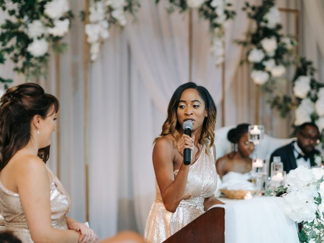 Dwyane and Stephanie's wedding in Toronto, Ontario 192