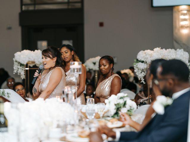 Dwyane and Stephanie's wedding in Toronto, Ontario 202