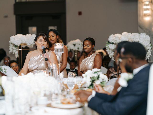 Dwyane and Stephanie's wedding in Toronto, Ontario 204