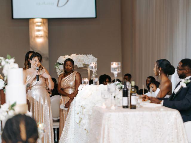 Dwyane and Stephanie's wedding in Toronto, Ontario 205