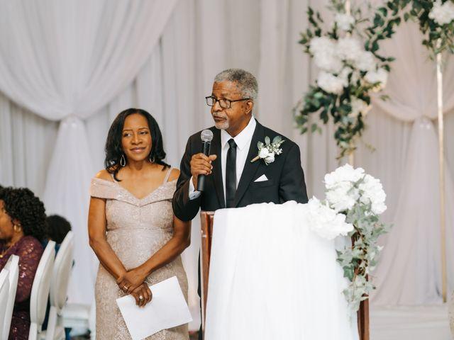 Dwyane and Stephanie's wedding in Toronto, Ontario 206