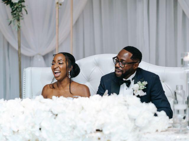 Dwyane and Stephanie's wedding in Toronto, Ontario 207