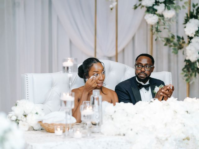 Dwyane and Stephanie's wedding in Toronto, Ontario 211