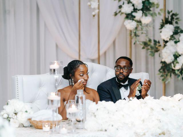 Dwyane and Stephanie's wedding in Toronto, Ontario 212