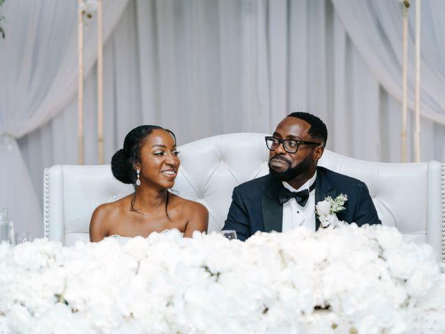 Dwyane and Stephanie's wedding in Toronto, Ontario 214