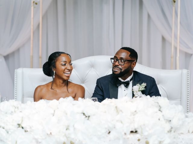 Dwyane and Stephanie's wedding in Toronto, Ontario 215