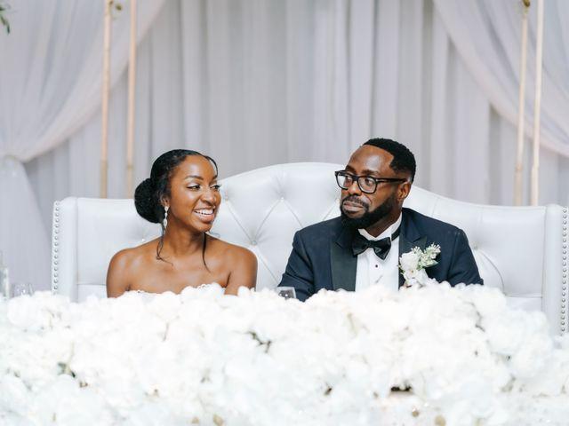 Dwyane and Stephanie's wedding in Toronto, Ontario 216