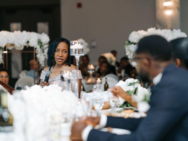 Dwyane and Stephanie's wedding in Toronto, Ontario 219