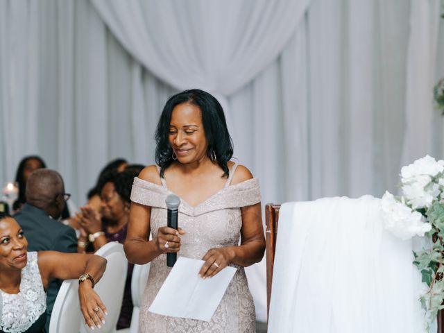 Dwyane and Stephanie's wedding in Toronto, Ontario 222