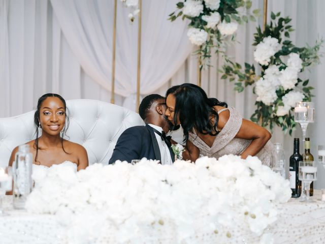 Dwyane and Stephanie's wedding in Toronto, Ontario 223