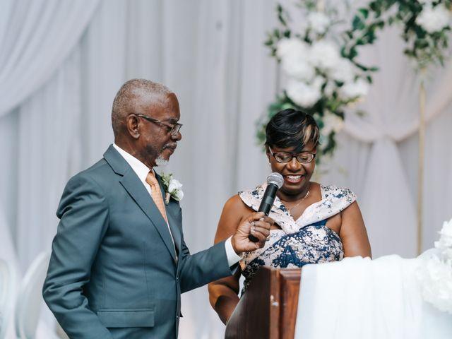 Dwyane and Stephanie's wedding in Toronto, Ontario 224