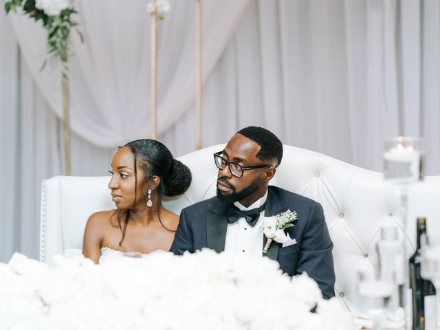 Dwyane and Stephanie's wedding in Toronto, Ontario 226
