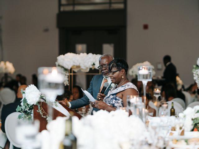 Dwyane and Stephanie's wedding in Toronto, Ontario 227