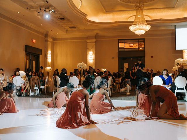 Dwyane and Stephanie's wedding in Toronto, Ontario 234