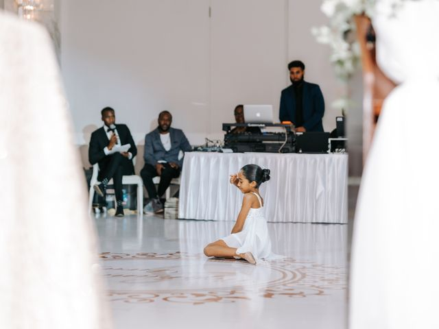 Dwyane and Stephanie's wedding in Toronto, Ontario 240