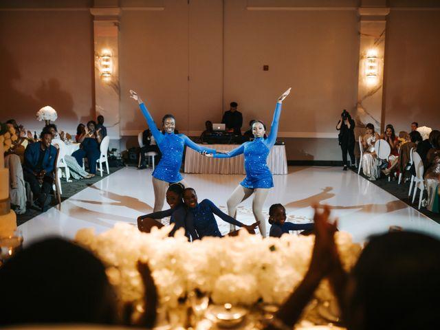 Dwyane and Stephanie's wedding in Toronto, Ontario 243