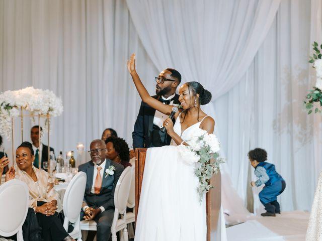 Dwyane and Stephanie's wedding in Toronto, Ontario 244