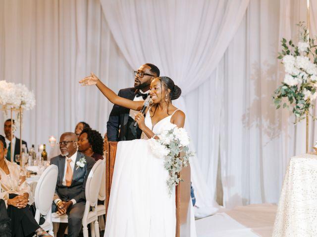 Dwyane and Stephanie's wedding in Toronto, Ontario 245