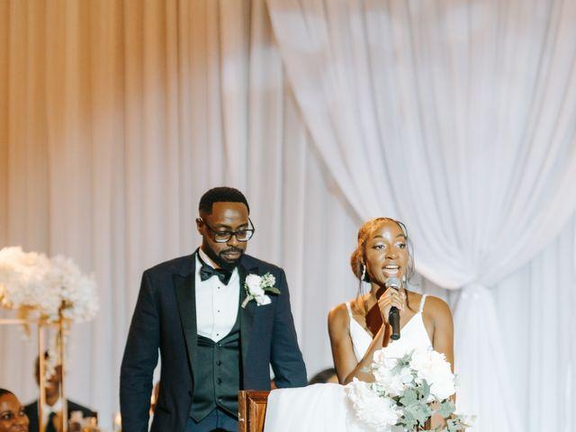 Dwyane and Stephanie's wedding in Toronto, Ontario 246