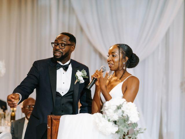 Dwyane and Stephanie's wedding in Toronto, Ontario 247