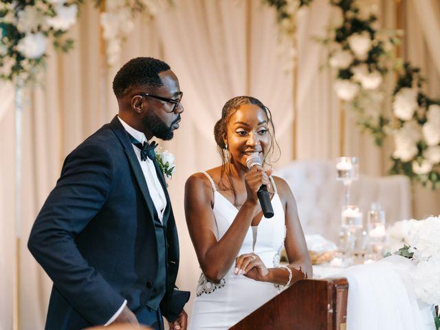 Dwyane and Stephanie's wedding in Toronto, Ontario 248