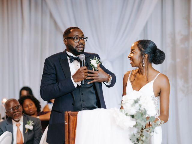 Dwyane and Stephanie's wedding in Toronto, Ontario 250