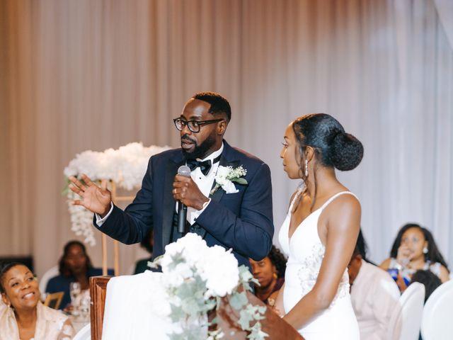 Dwyane and Stephanie's wedding in Toronto, Ontario 252