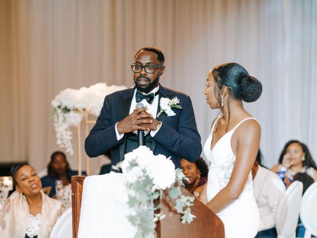 Dwyane and Stephanie's wedding in Toronto, Ontario 253
