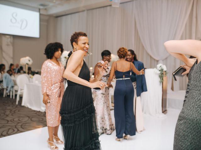 Dwyane and Stephanie's wedding in Toronto, Ontario 262