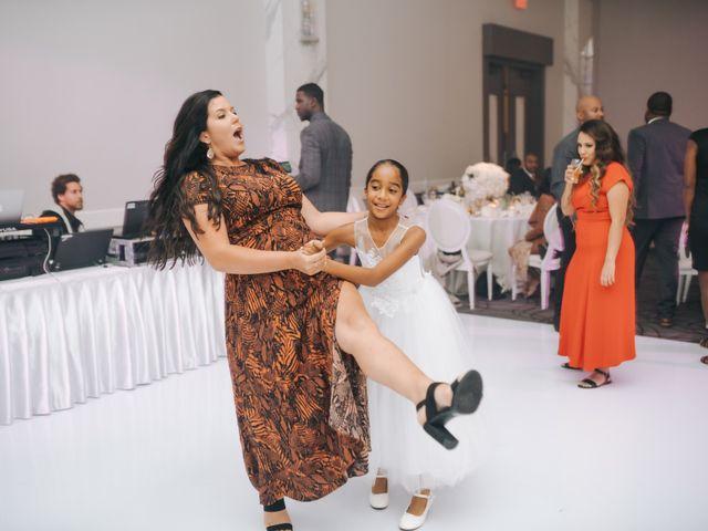 Dwyane and Stephanie's wedding in Toronto, Ontario 263