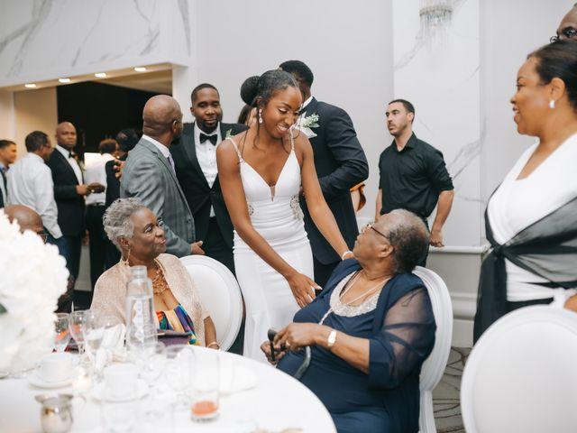 Dwyane and Stephanie's wedding in Toronto, Ontario 264