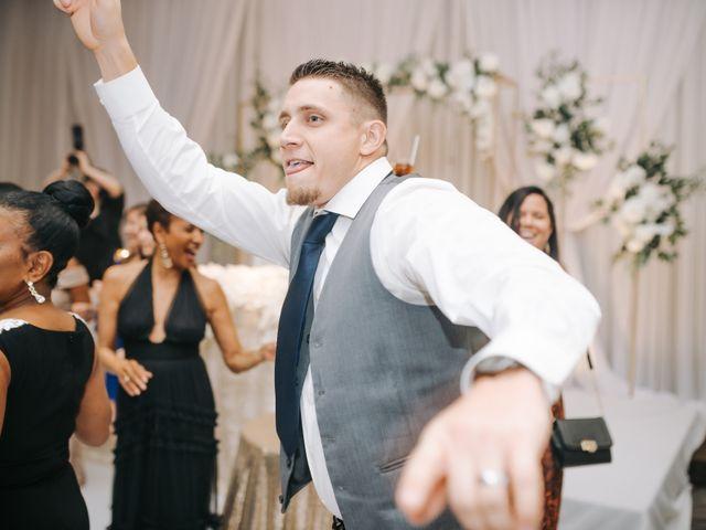 Dwyane and Stephanie's wedding in Toronto, Ontario 267