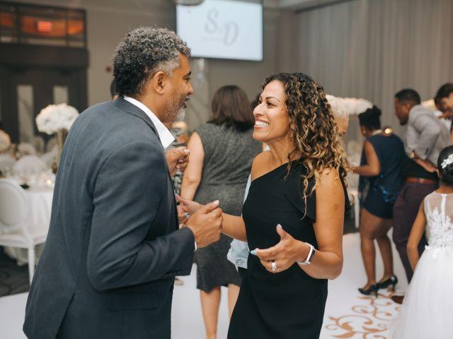 Dwyane and Stephanie's wedding in Toronto, Ontario 270