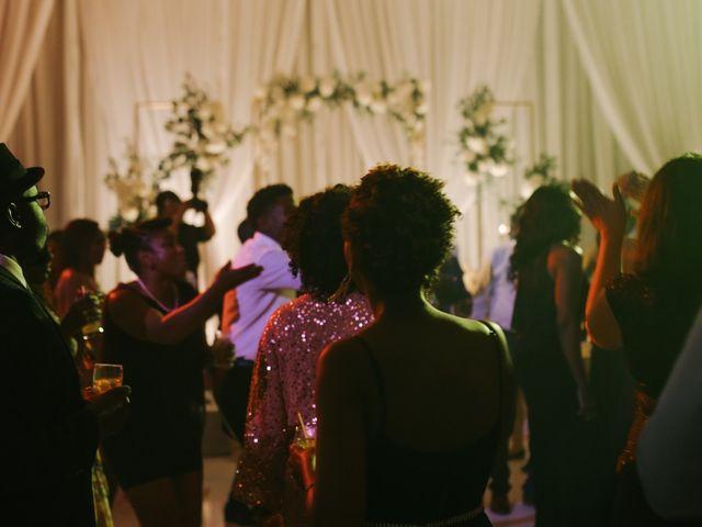 Dwyane and Stephanie's wedding in Toronto, Ontario 272