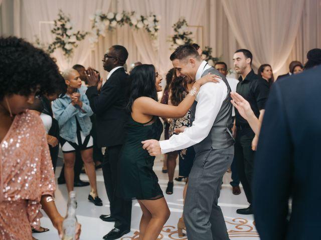 Dwyane and Stephanie's wedding in Toronto, Ontario 278