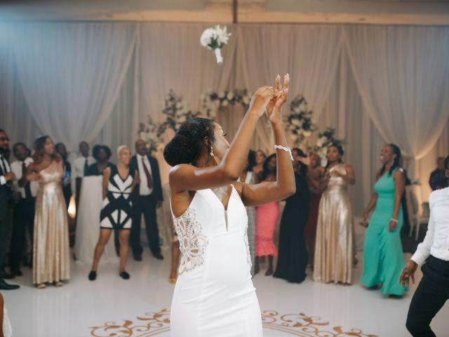 Dwyane and Stephanie's wedding in Toronto, Ontario 284