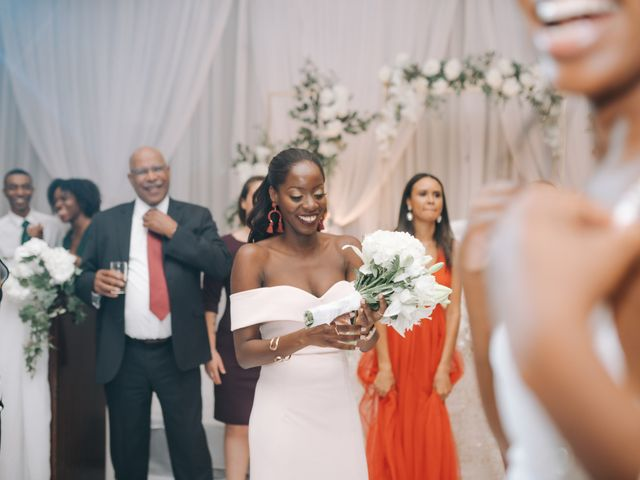 Dwyane and Stephanie's wedding in Toronto, Ontario 286