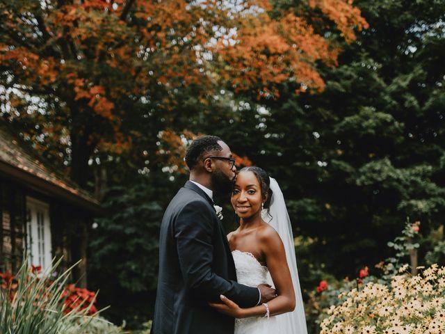 Dwyane and Stephanie's wedding in Toronto, Ontario 293