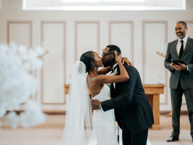 Dwyane and Stephanie's wedding in Toronto, Ontario 295