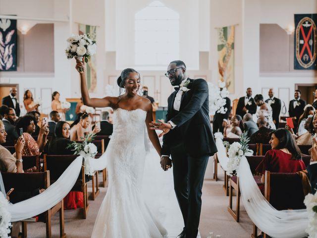 Dwyane and Stephanie's wedding in Toronto, Ontario 2