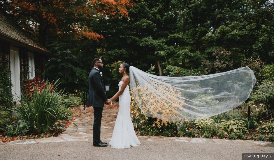 Dwyane and Stephanie's wedding in Toronto, Ontario