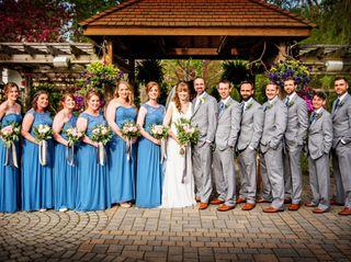 Jordan and Stephanie's wedding in Newmarket, Ontario 98
