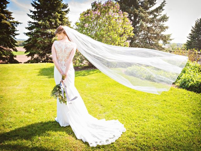 Jordan and Stephanie's wedding in Newmarket, Ontario 40
