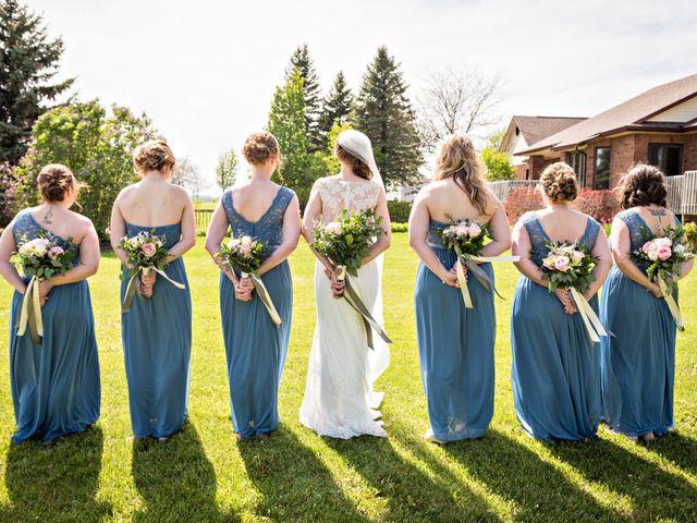 Jordan and Stephanie's wedding in Newmarket, Ontario 43