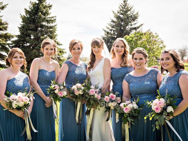 Jordan and Stephanie's wedding in Newmarket, Ontario 44