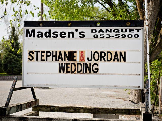 Jordan and Stephanie's wedding in Newmarket, Ontario 45