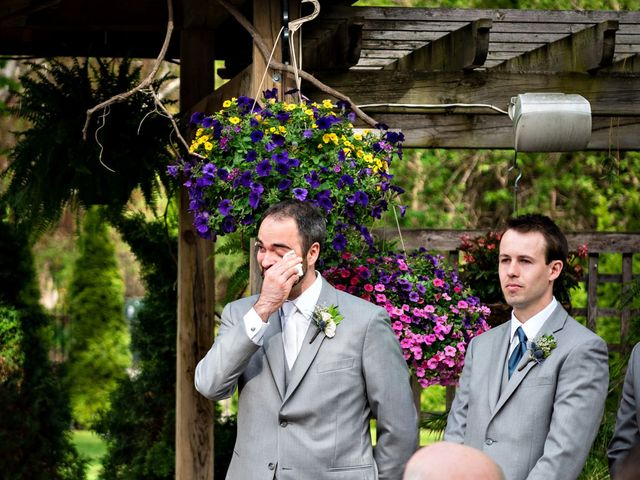 Jordan and Stephanie's wedding in Newmarket, Ontario 70